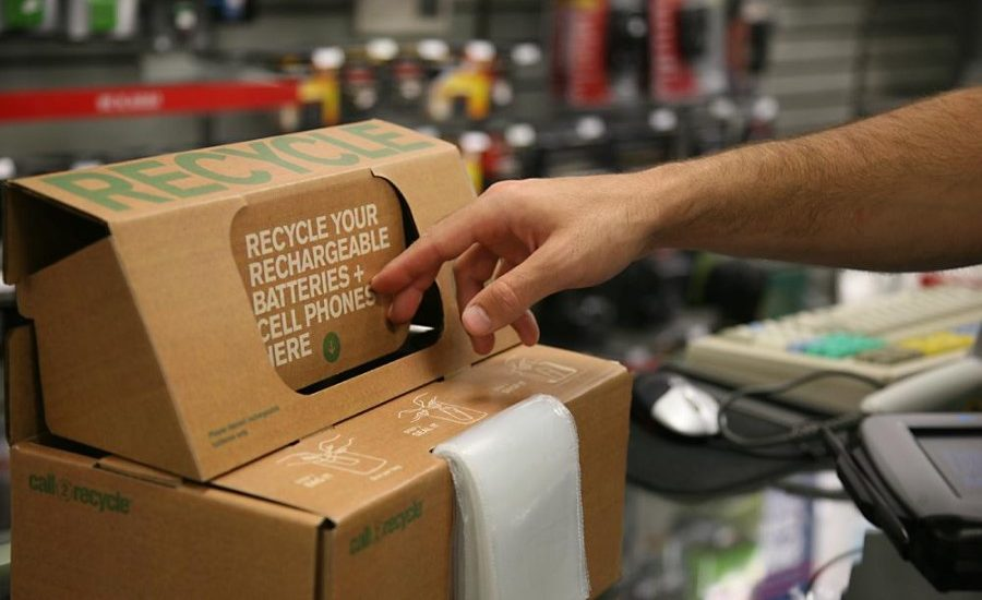 Figures prove US consumers charged about battery recycling