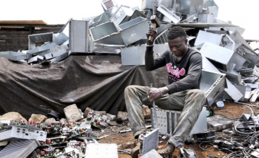 Turning the toxic tide on Nigeria's e-waste crisis