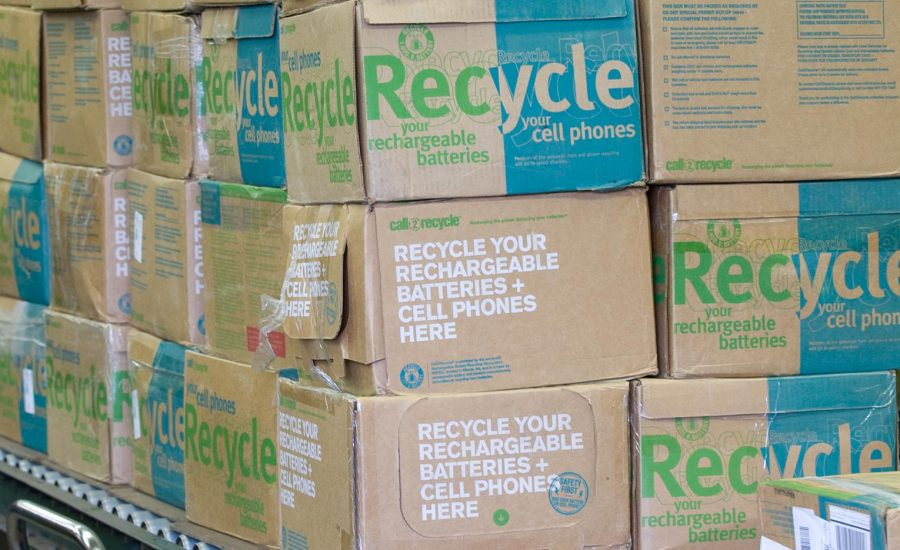 5 minutes with… Carl E. Smith, Call2Recycle, Inc, USA