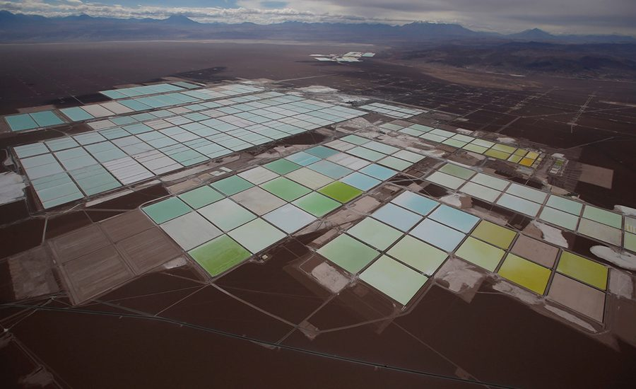 Clean energy dream fuels a dirty mineral rush