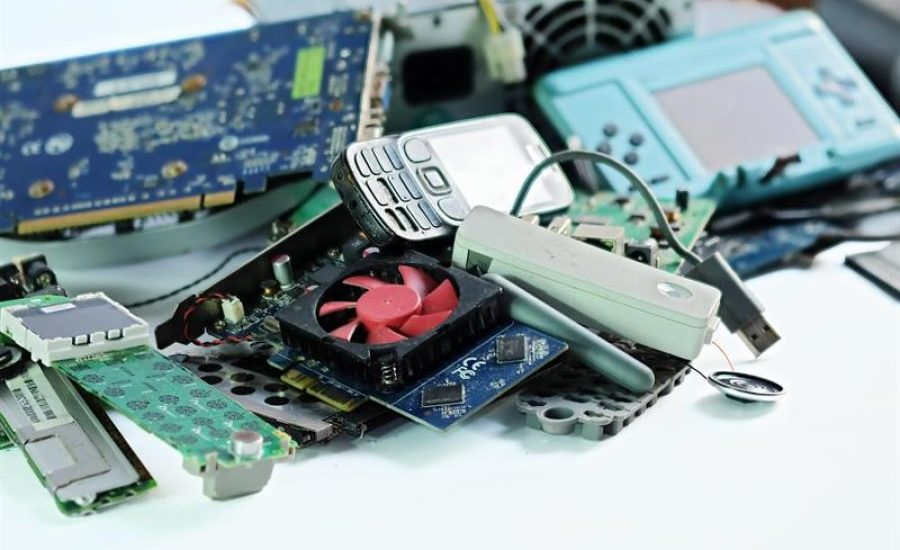 Get serious about electronics waste