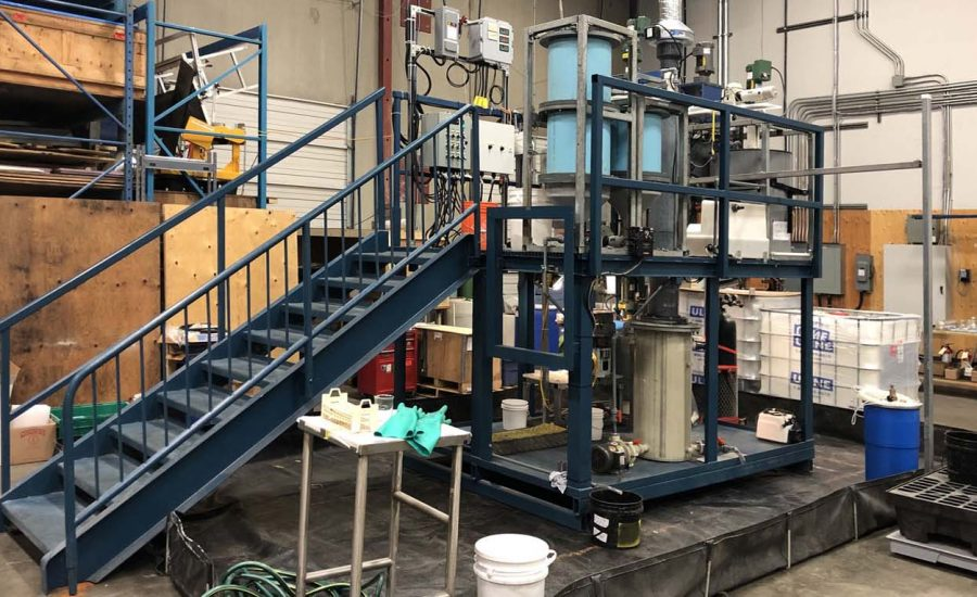 RecycLiCo Pilot Plant prepares for full-stage testing on third-party cathode material