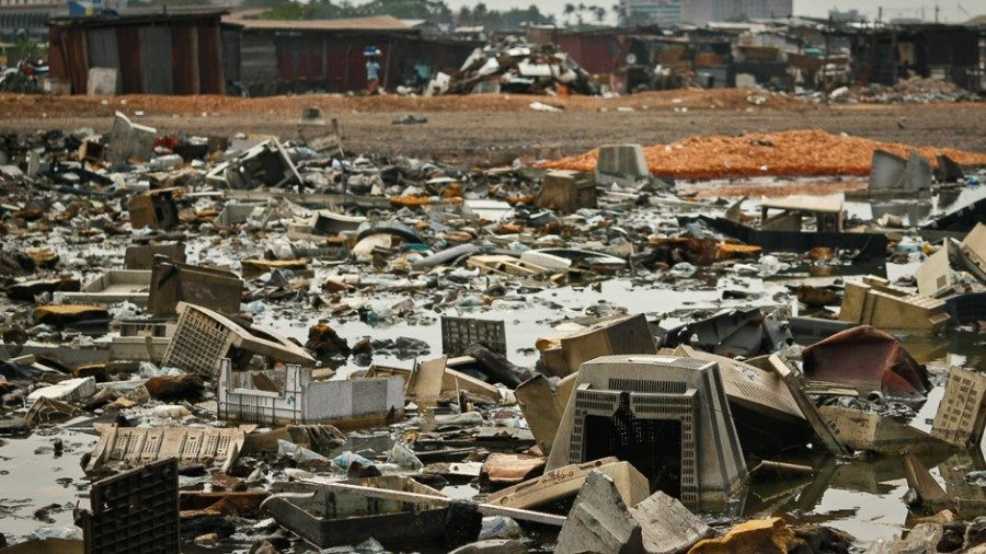 With e-waste predicted to double by 2050, business-as-usual is not an option