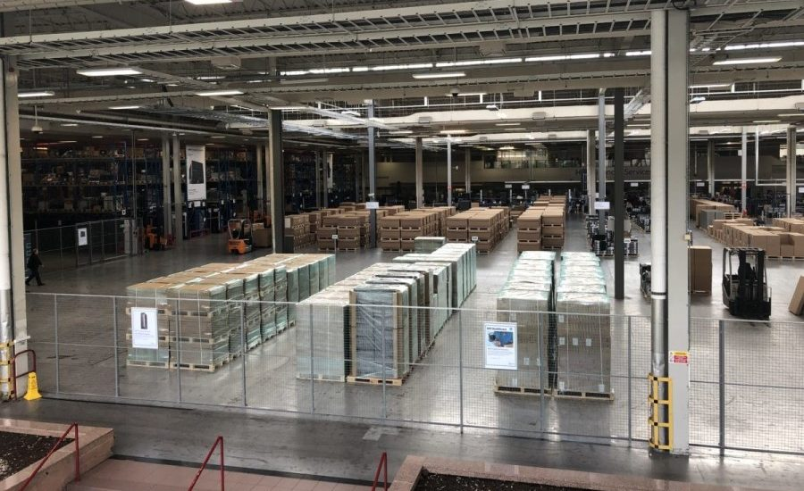 Inside HPE's Technology Renewal Centre, its base in the war on e-waste