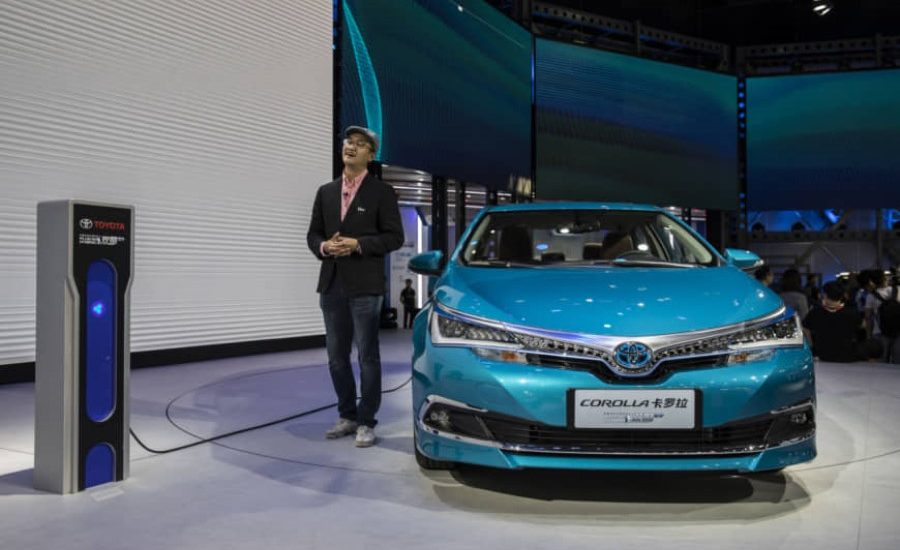 Toyota shifts battery-recycling operation for hybrids to Thailand