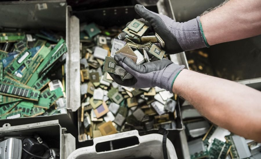 E-waste up for discussion in Frankfurt