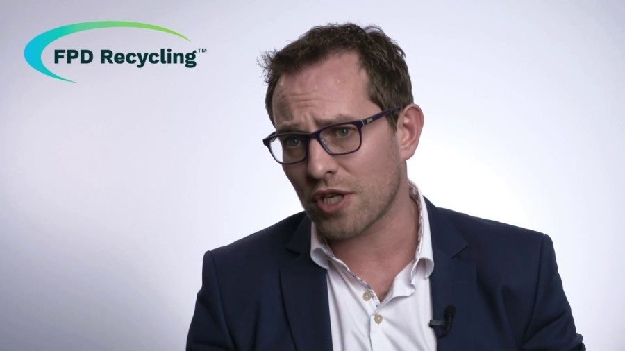 5 minutes with… Paudy O'Brien, CEO, FPD Recycling