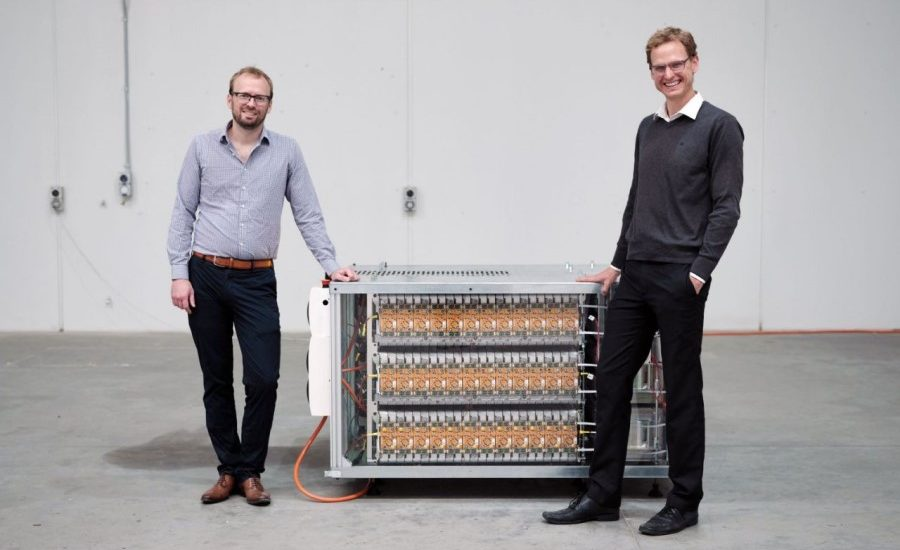 Old electric vehicle batteries may help cut costs of storing power