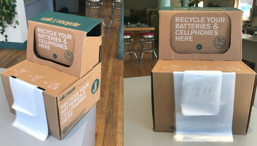 Retail partners and municipalities drive surge in battery collections