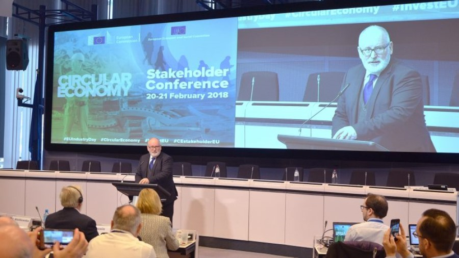 EU recovery fund is a chance to accelerate the circular economy