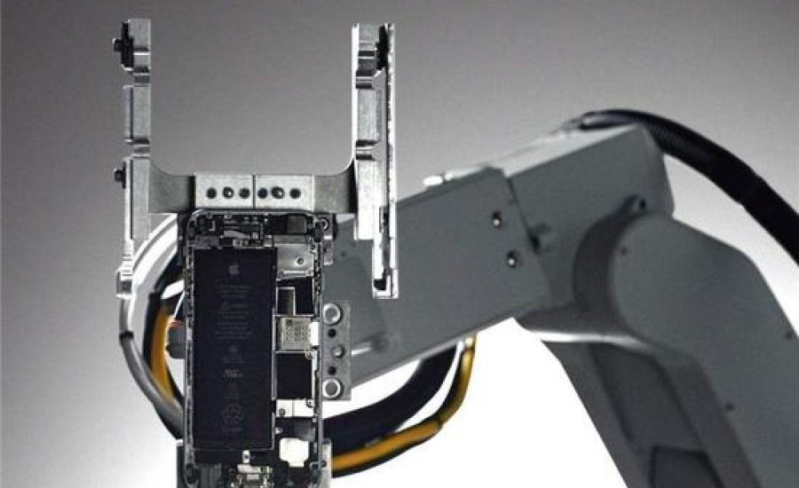 From Daisy to Dave – Apple's latest iPhone dismantling robot