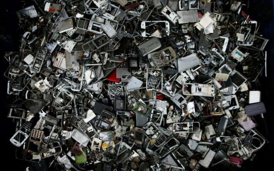 Online giants and tech powerhouses in eye of the storm as UK battles 'e-waste tsunami'
