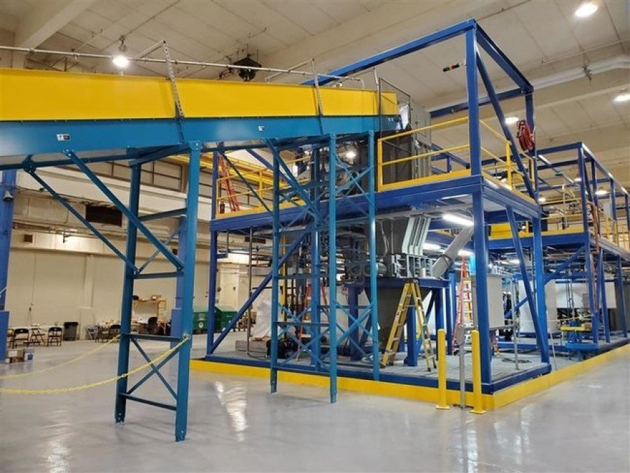 Li-Cycle announces commercial lithium-ion battery recycling plant now operational in Rochester, New York